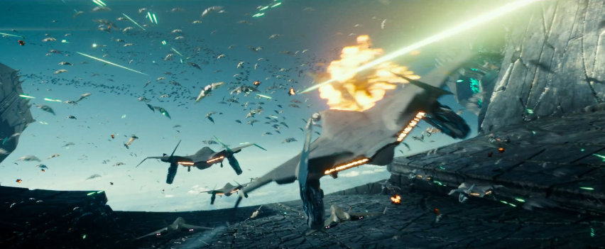 Independence Day: Resurgence Trailer 2 Breakdown
