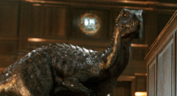 Indoraptor fights Blue in new Fallen Kingdom TV spot!