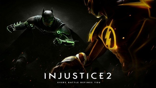 Injustice 2 Punching Its Way Into Stores On May 16, 2017