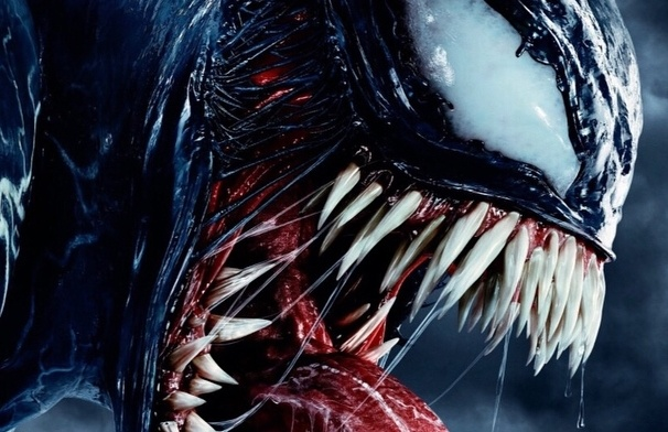 International Venom poster debuts online!