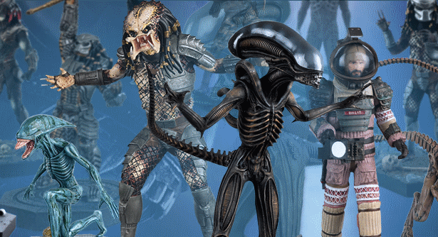 Introducing New Alien, Predator and Prometheus Collectibles by Eaglemoss!