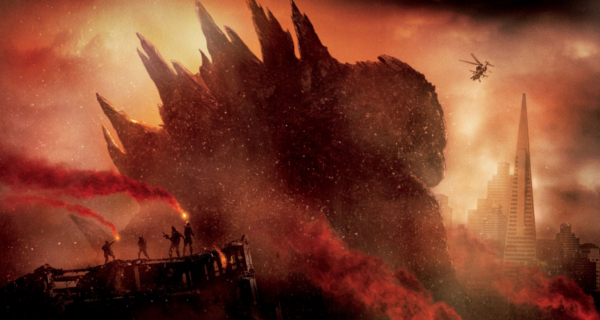 Is Gareth Edwards Godzilla too big?