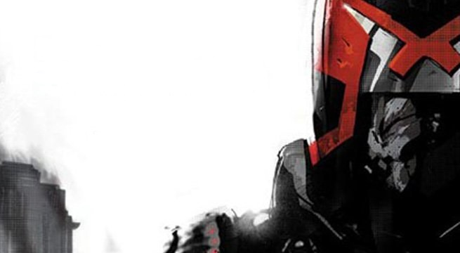 Is Judge Dredd: Mega-City One a good idea?