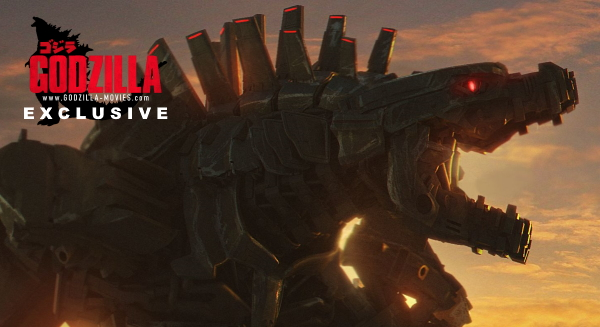 Jared Krichevsky talks Mechagodzilla, hidden details, alternative designs and more!