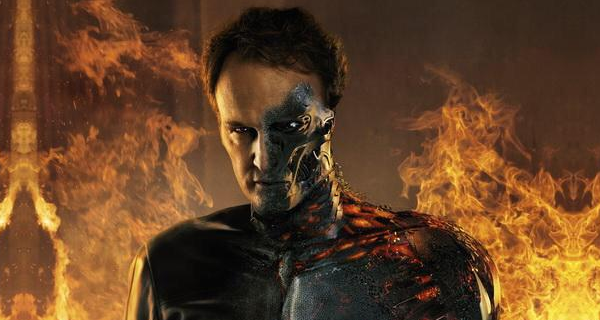 Jason Clarke's T-5000 Terminator Genisys Character Poster ...