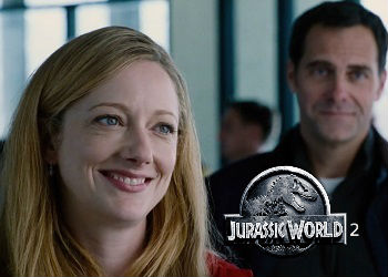 Judy Greer's Return for Jurassic World 2 Unlikely