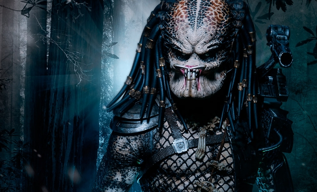 Jungle Hunter Predator Maquette by Sideshow now available for pre-order!
