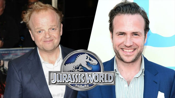 Jurassic World 2 casts Toby Jones and Rafe Spall!