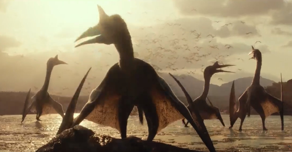 Jurassic World 3 (Dominion) teaser clip officially released!