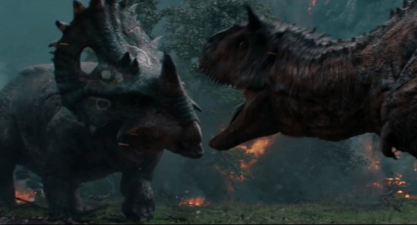 Jurassic World 3: First look at official animatronic Dinosaur effects!