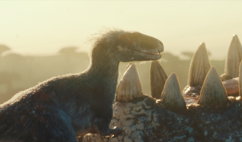 Jurassic World 3 partially takes place 65 million years ago and introduces 7 new species of Dinosaur!