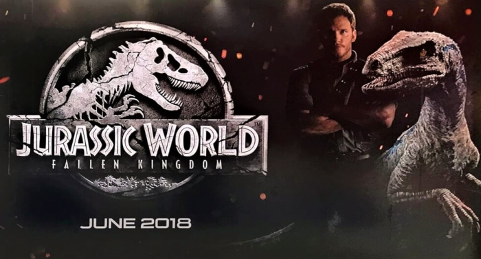 Jurassic World: Fallen Kingdom Trailer Releasing Early Next Month!