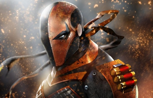 Justice League Deathstroke revealed!