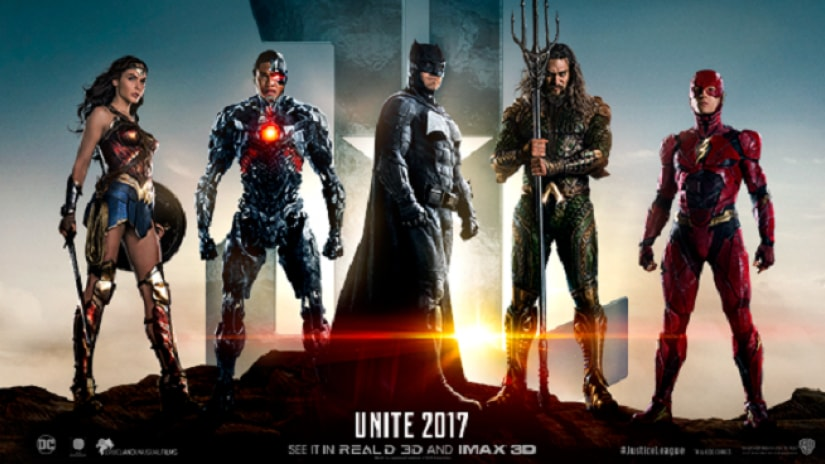 Justice League Gets A Super New Trailer