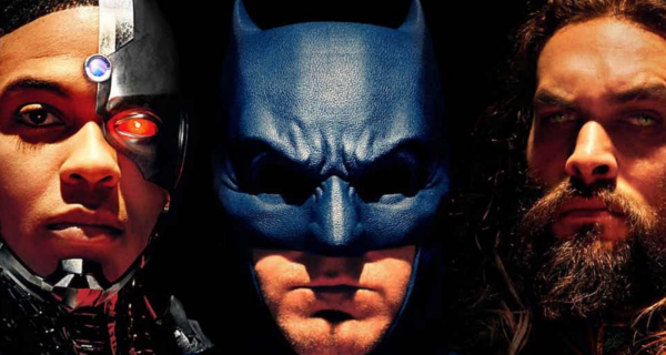 Justice League SDCC trailer & posters released!