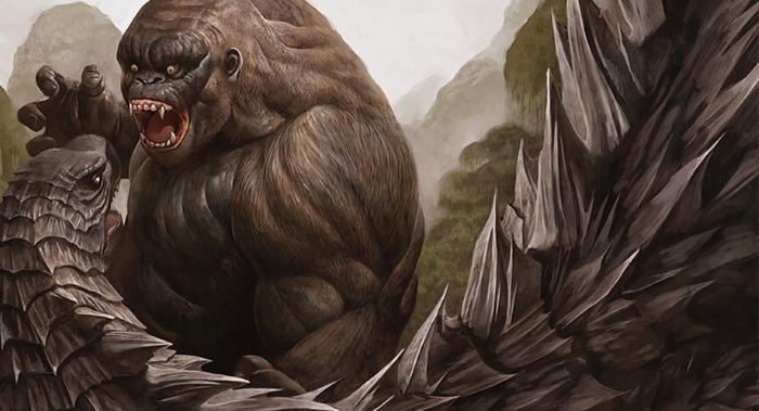 King Kong officially beats Godzilla at the box office!