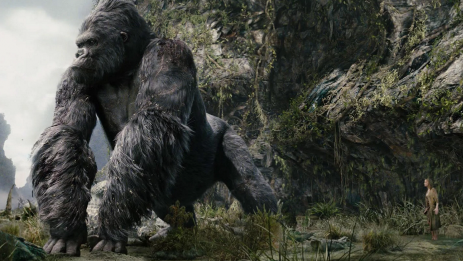 King Kong will be bigger than ever in Skull Island...