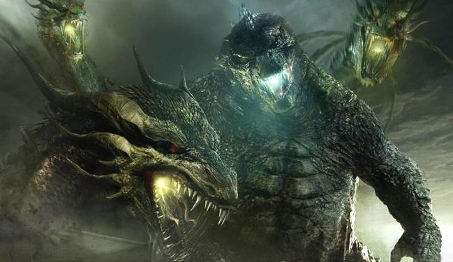 King of the Monsters: O'Shea Jackson Jr. teases epic final battle between Godzilla and King Ghidorah!