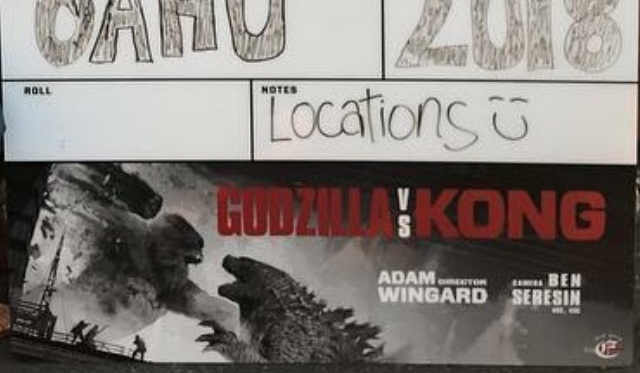 Kong is HUGE! First look at Godzilla vs. Kong (2020) concept art!