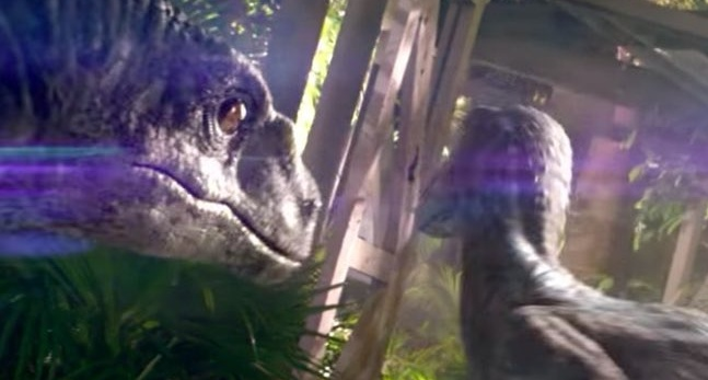 Kong movie director Jordan Vogt-Roberts creates Jurassic World imagery for Universal Orlando!