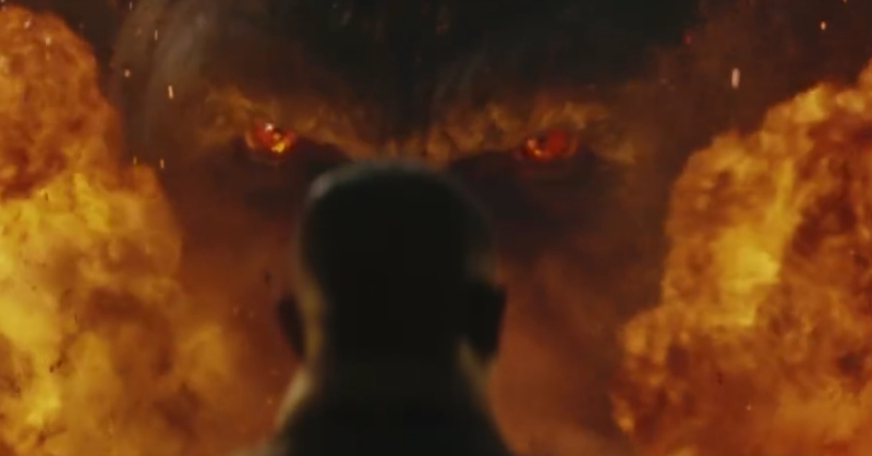 Kong: Skull Island German TV Spot offers horrifying new glimpse of King Kong!