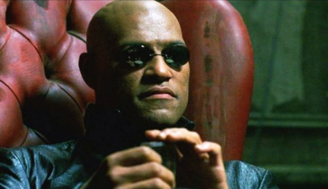 Laurence Fishburne says he was not invited back for Matrix 4 (2022)