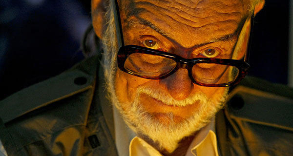 Legendary director George A. Romero passes away!