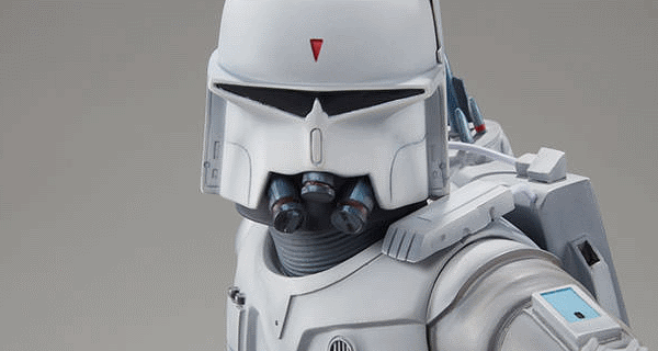 Limited Edition Ralph Mcquarrie Boba Fett Concept Statue From