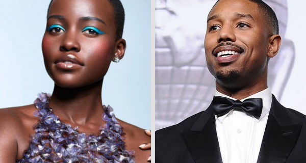 Lupita Nyong'o and Michael B. Jordan to join Black Panther Cast!