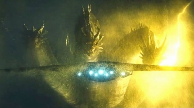 A Special Behind-the-scenes look at Godzilla: King of the Monsters