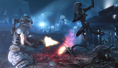 Aliens: Hadley's Hope - A promising 4 player online co-op game canceled by Disney
