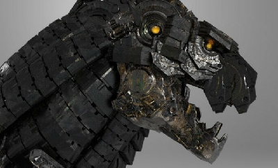Alternative Godzilla vs. Kong Mechagodzilla designs revealed by Legacy Effects!