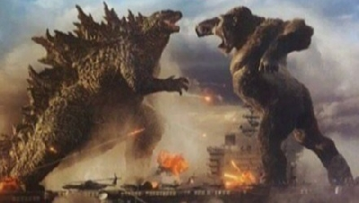 (UPDATED) BREAKING: First Look at Godzilla vs. Kong (2021) Revealed!
