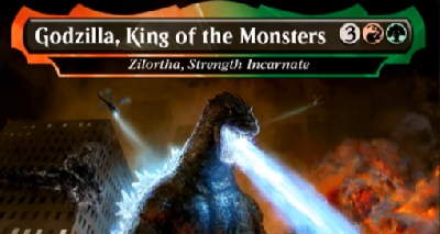 Breaking: Godzilla X Magic The Gathering Collab Confirmed!