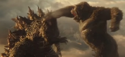 BREAKING: New Godzilla vs. Kong Footage Revealed!