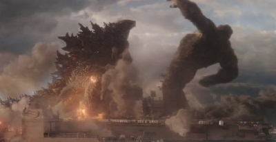 Breaking: New Godzilla vs. Kong Trailer Released