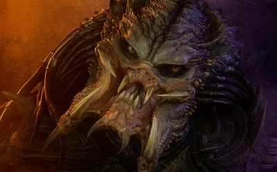 Check out this new Barbarian Predator bust by Sideshow Collectibles!