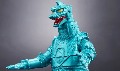 Crazy New Bandai Godzilla Figures Revealed