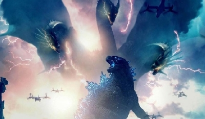 Dolby Cinemas unveil their own Godzilla: King of the Monsters poster!