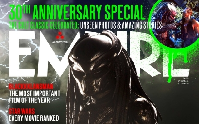 Don't miss Empire Magazine's exclusive Predator feature! (Scans Available)