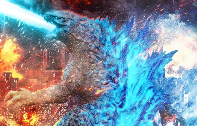 Epic Godzilla vs. Kong collaboration by BossLogic and Legendary Pictures!