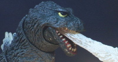 Final Images of the NECA Godzilla 1962 Figure Revealed!