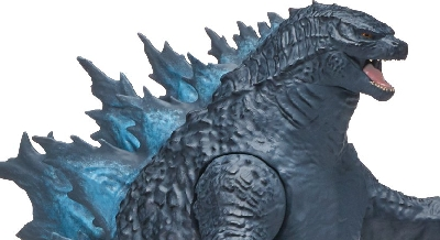 First Look at New Godzilla vs. Kong Figure Revealed