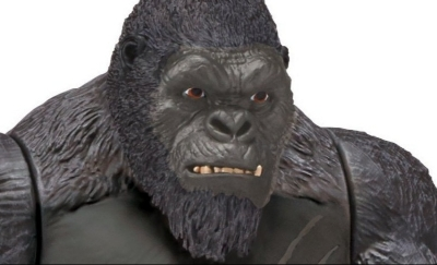 First Look at New GvK King Kong Figure Revealed