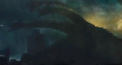 Footage of Rodan, Mothra & King Ghidorah Teased in Monarch Videos