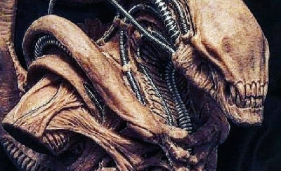 Giger inspired Alien concept bust gives Xenomorph a fresh look