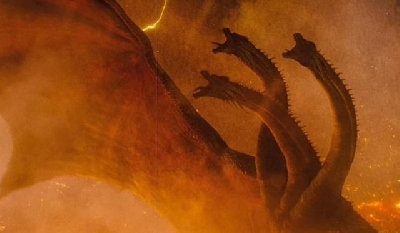 Godzilla 2: King of the Monsters Total Film scans online!