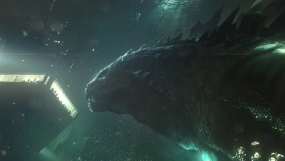 Godzilla 2: More official concept art surfaces online!