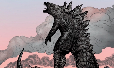 Godzilla: Aftershock new images unveiled from WonderCon 2019!