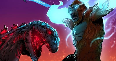 Godzilla fights King Kong and Gamera in epic new digital comic!